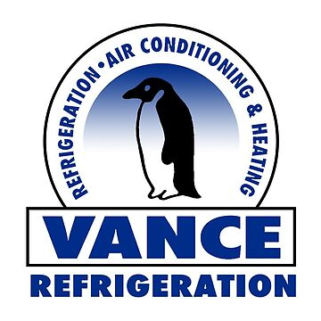 Vance Refrigeration logo by p0pculture3