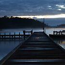 Serene Morning...Lake Tyers, Victoria by graeme edwards