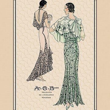 The 30s...Art-Goût-Beauté 3 by HeritageScrap