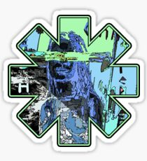 Asterisk RHCP By the Way texture Sticker