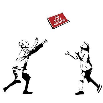 banksy rival by 2piu2design