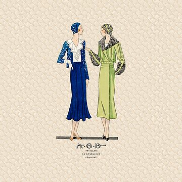 The 30s...Art-Goût-Beauté 2b by HeritageScrap