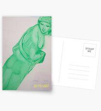 Aphrodite - Goddess of Romance Postcards