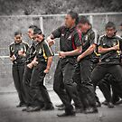 Haka by Ant Vaughan