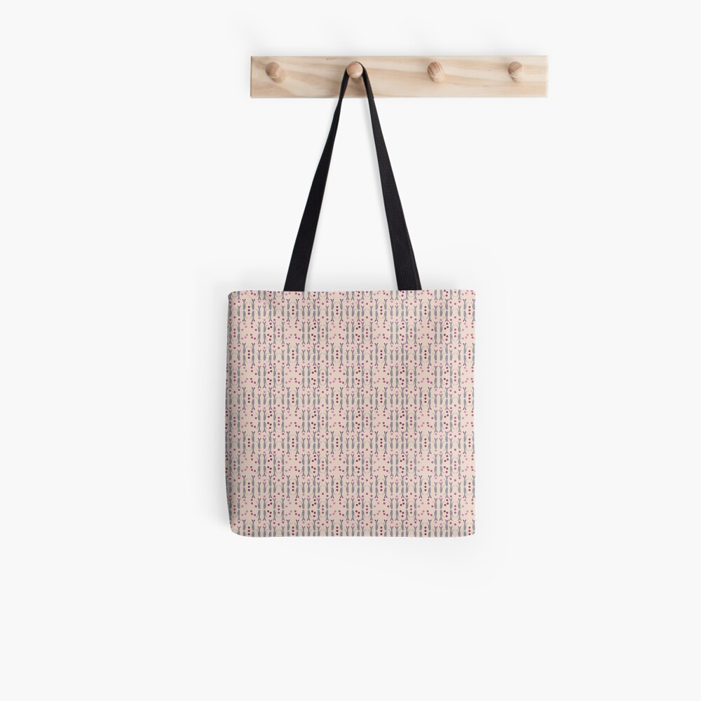 Cats and donuts Tote Bag