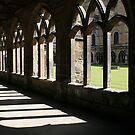Durham Cloisters by John Dalkin