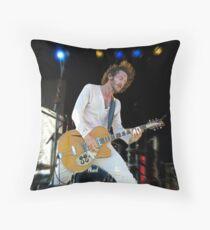 Tim Rogers Throw Pillow