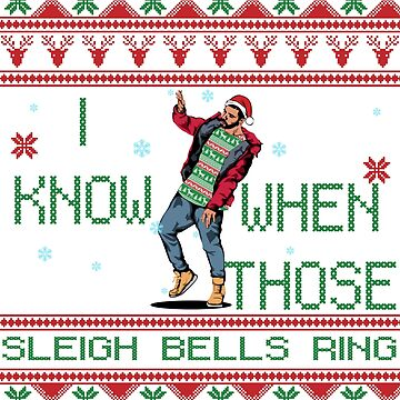 I know when those sleigh bells ring by anguishdesigns