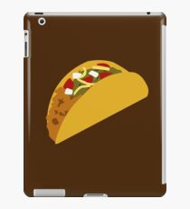 I Will Stab a Man for Tacos iPad Case/Skin