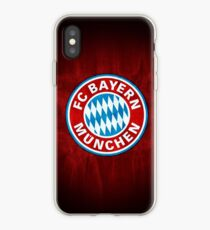 FC Bayern Munich logo iPhone Case