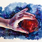 Garnet by Yana Art
