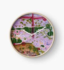 Territoire boréale Horloge