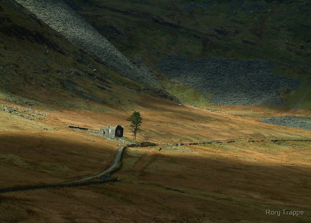 Cwmorthin by Rory Trappe