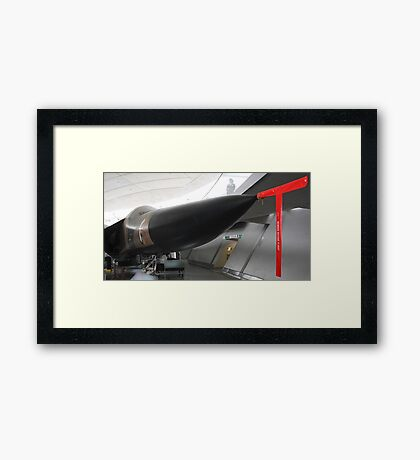 What aircraft is this ? Framed Print
