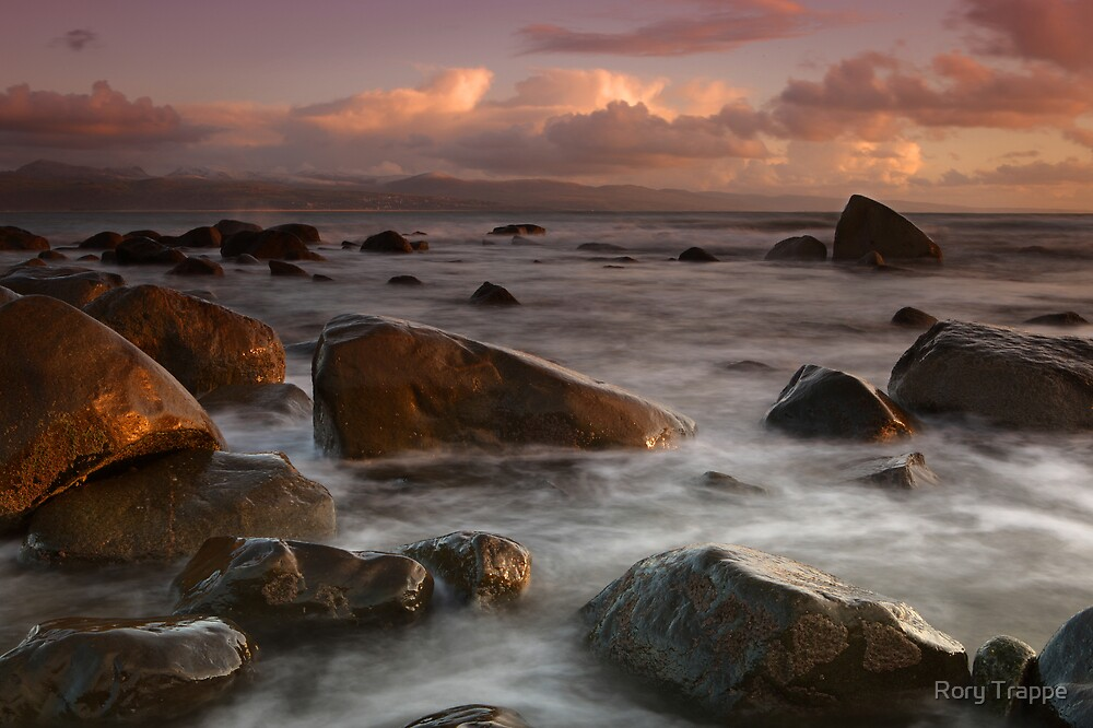 Cardigan bay, North Wales by Rory Trappe