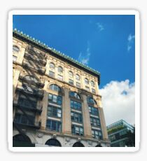 Pegatina Soho Sky New York City Architecture