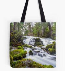 Pearsony Falls, Oregon Tote Bag