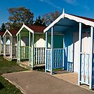 Maldon Beach Huts by Country  Pursuits