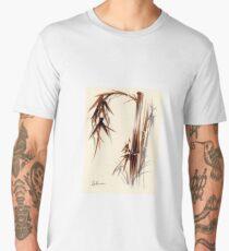 Huntington Gardens Plein Air Bamboo Drawing #1 Men's Premium T-Shirt