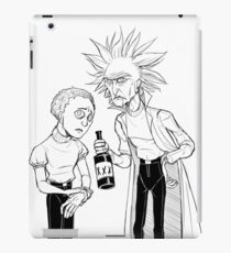 Rick and Morty (Stylised) iPad Case/Skin