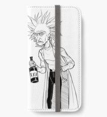 Rick and Morty (Stylised) iPhone Wallet/Case/Skin