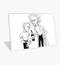 Rick and Morty (Stylised) Laptop Skin