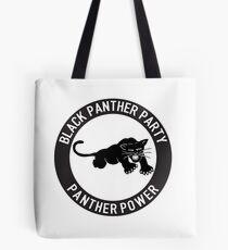 Black Panther Party Schwarze Geschichte Black Lives Matter Tasche