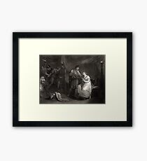 Shakespeare's Troilus and Cressida Framed Print