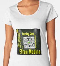 PrisonArtWare.com proudly presents the work of Efren Medina  Women's Premium T-Shirt