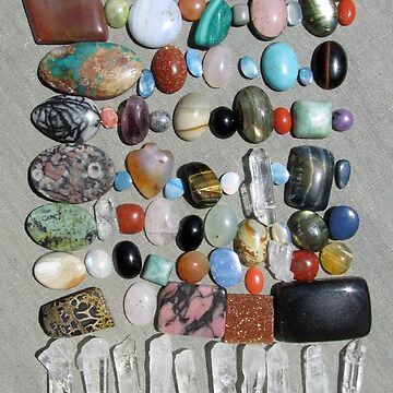 85 Rocks! by ingridthecrafty