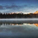 Little Red Fish Lake by Suraj Mathew