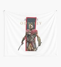 assassin's creed odyssey Wall Tapestry