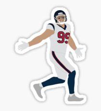 JJ Watt Sticker