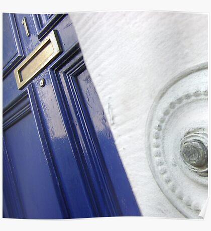 The Door (Press to Enter) Poster