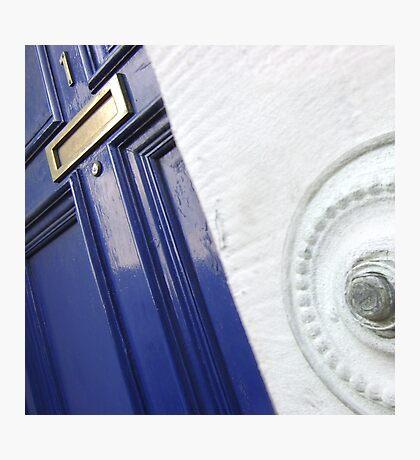 The Door (Press to Enter) Photographic Print