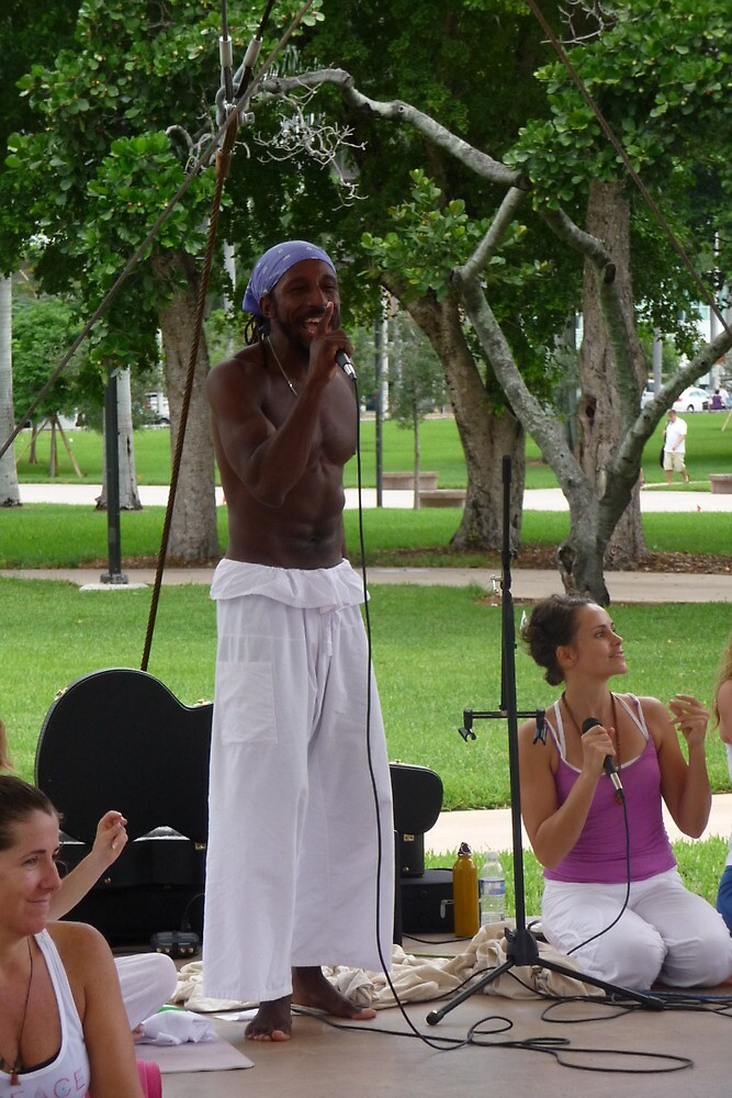 Yoga Song ... by Danceintherain