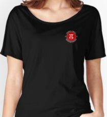 Camiseta ancha para mujer Camiseta negra y otros 16 tipos de ropa (Mathematorium) (M2WOR-WL-C)