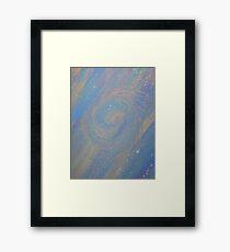 Koru Magic Framed Print