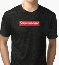 Supermeme Tri-blend T-Shirt