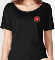 Camiseta ancha para mujer Camiseta negra y otros 16 tipos de ropa (Mathematorium) (M7WOR-WL-C)