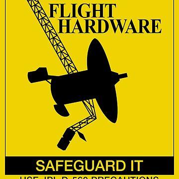 FLIGHT HARDWARE by zachsbanks