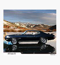 1970 Pontiac GTO Photographic Print