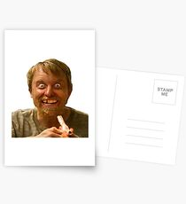 Rickety Cricket Postcards