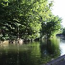 Chill by the Canal by TalBright