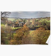 Bolton Priory Poster