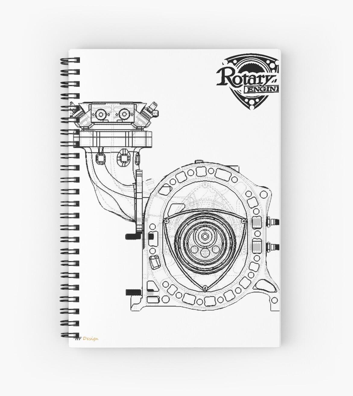 13b Rotary Engine Diagram Mazda Blueprint For Power 1171x1313