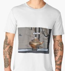 This little tea pot Men's Premium T-Shirt