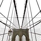 Brooklyn bridge by Mike Higgins