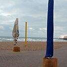 Beach umbrella by Kirsten Baiden-Amissah