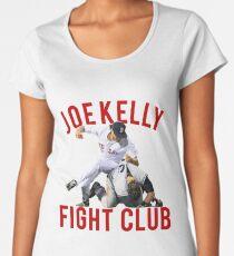joe kelly fight club boston Women's Premium T-Shirt